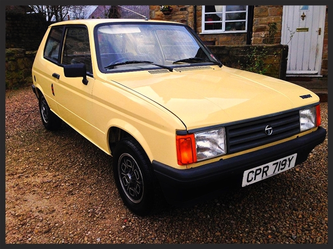 Samba with this old-timer Supermini