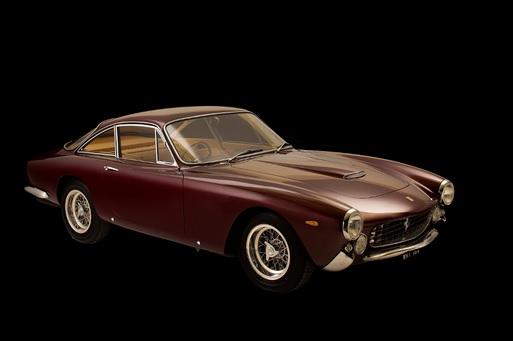 Luxurious '63 Ferrari 250 GT/L Lusso