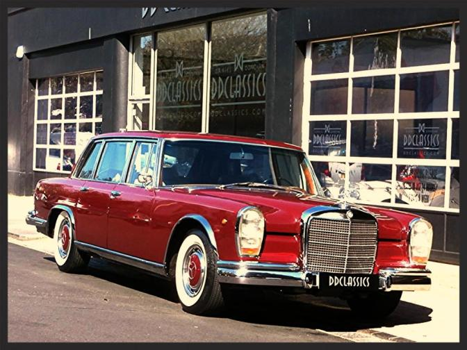 Grand Mercedes-Benz 600 Grosse