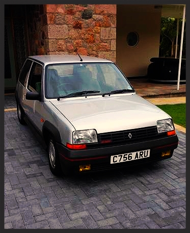 Hot for 80's Renault Hatch