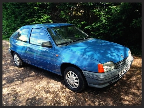 C+C: Vauxhall Astra MK2