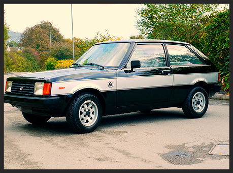 Factory fresh Lotus Talbot Sunbeam