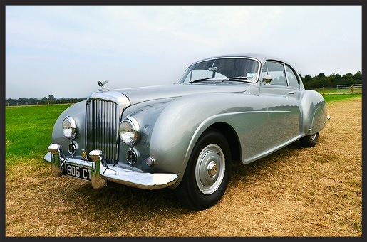 '54 Bentley R Type Continental Fastback