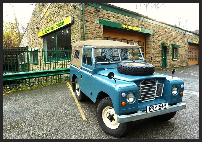 Low Mileage Landy