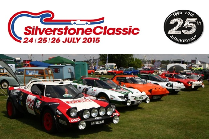 Silverstone Classic: Early birds get the worm.
