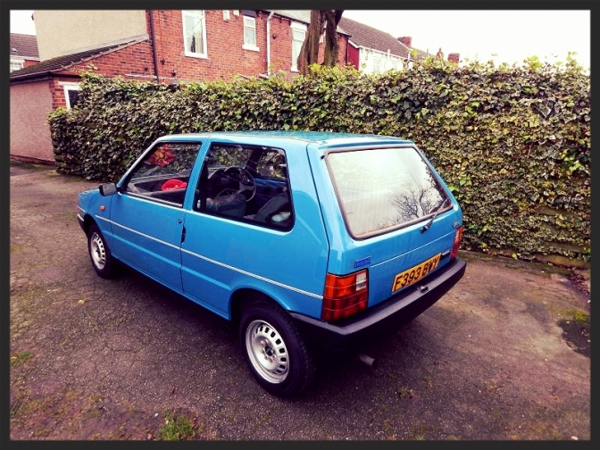 C+C: Unused Fiat Uno