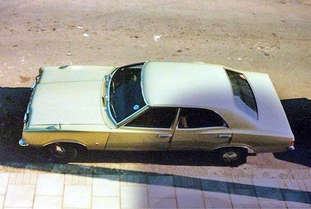 Stolen: '72 Mk3 Cortina