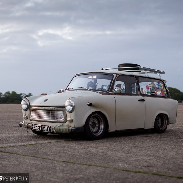 Rat Look Trabant