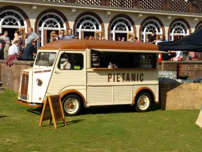 Good news: Citroen H Pie van found