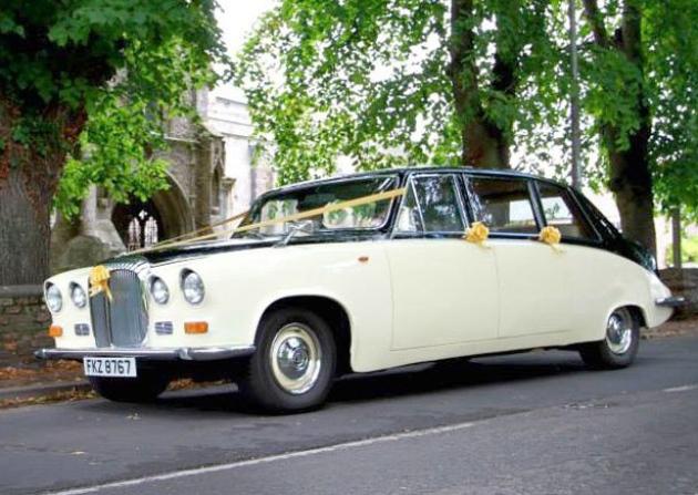 Stolen: Daimler DS420