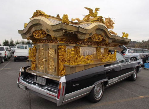 WTF? – Horrifying Hearse