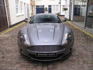 2008 Aston Martin DBS Casino Royale Special