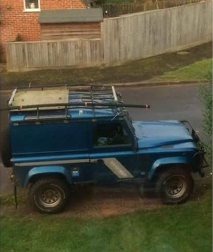 Stolen: Another Defender!