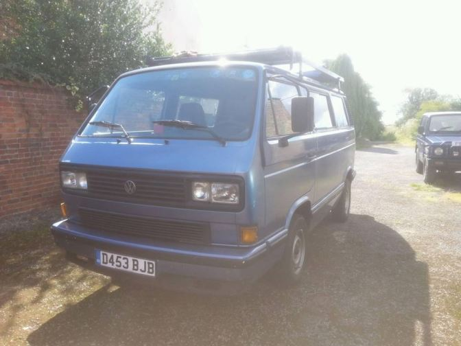 Stolen: Yet another T25!