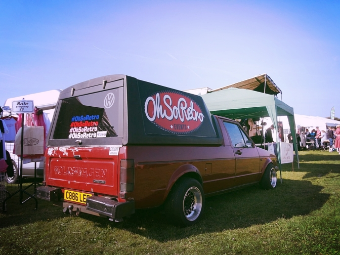 The OhSoRetro Show Review