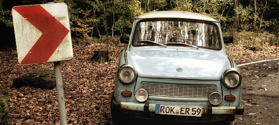 Travel Trabi: Go with the Flo!
